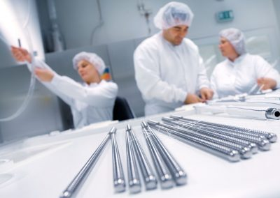 JOTEC Gefäßprothesen und Katheter