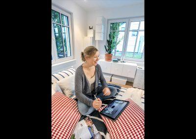 IKEA Einrichtungen in Musterhäusern
